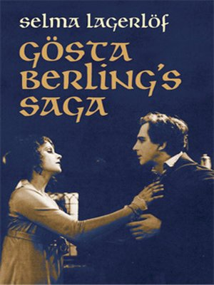 cover image of Gösta Berling's Saga