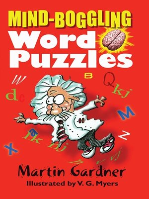 cover image of Mind-Boggling Word Puzzles
