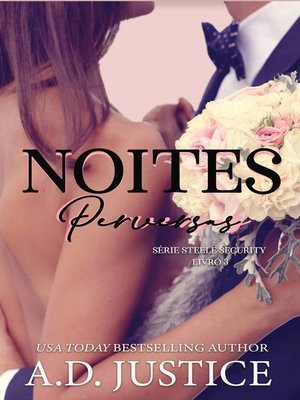 cover image of Noites Perversas