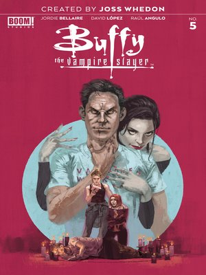 cover image of Buffy the Vampire Slayer (2019), Issue 5