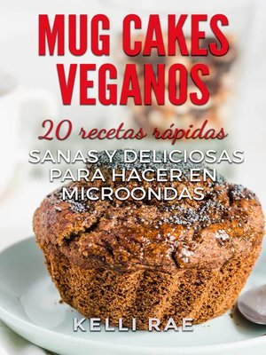 cover image of Mug cakes veganos