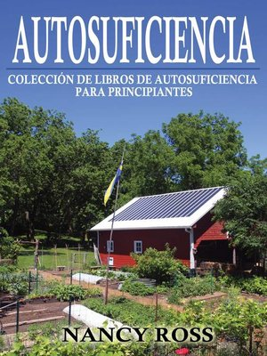 cover image of Autosuficiencia