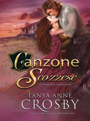 cover image of Canzone Scozzese