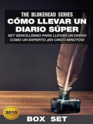 cover image of Cómo llevar un diario Super
