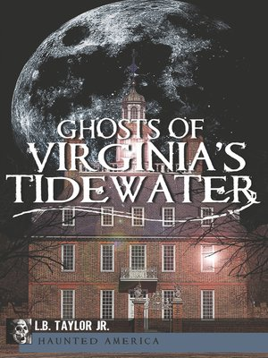 cover image of Ghosts of Virginia's Tidewater