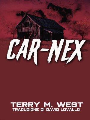 cover image of Car-Nex