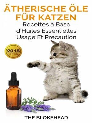 cover image of Ätherische Öle für Katzen