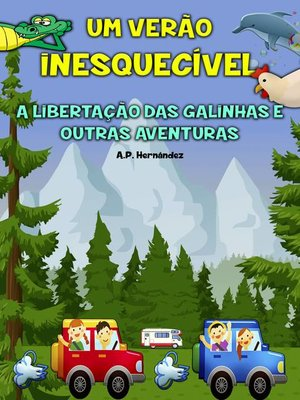 cover image of Um Verão Inesquecível