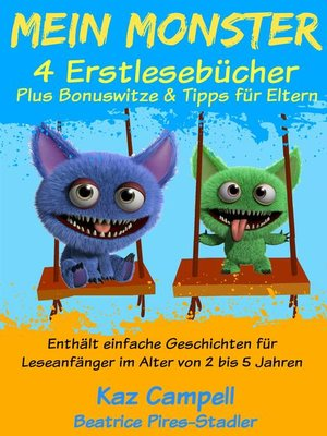 cover image of 4 Erstlesebücher