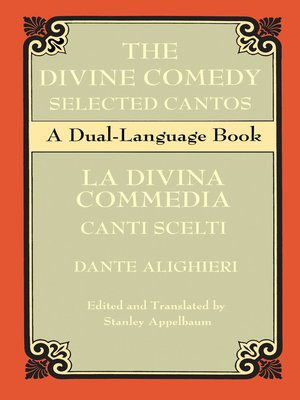 cover image of The Divine Comedy Selected Cantos