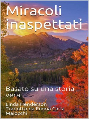 cover image of Miracoli inaspettati