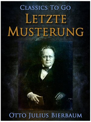 cover image of Letzte Musterung