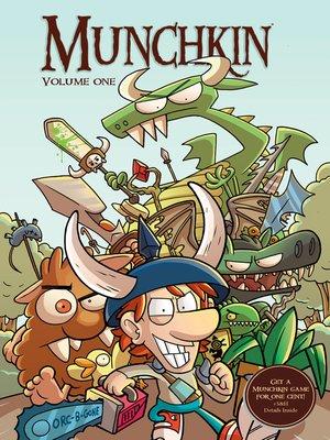 cover image of Munchkin (2015), Volume 1
