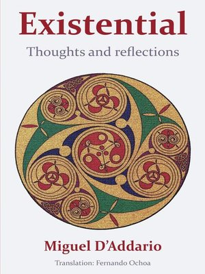 cover image of Existential, thoughts and reflections