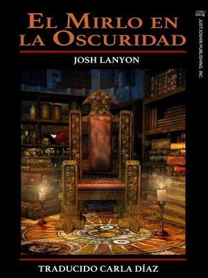 cover image of El Mirlo En La Oscuridad