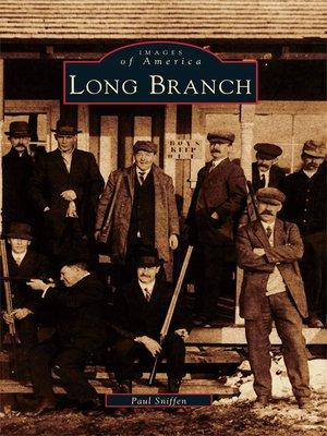 cover image of Long Branch