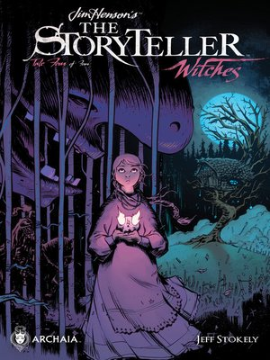 cover image of The Storyteller: Witches (2014), Issue 4
