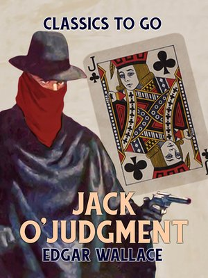 cover image of Jack O'Judgment