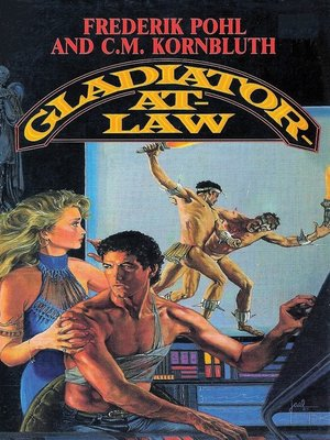 cover image of Gladiator-At-Law