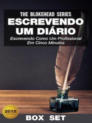 cover image of Escrevendo Um Diário