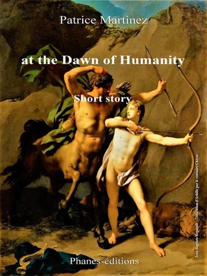 cover image of At the Dawn of Humanity