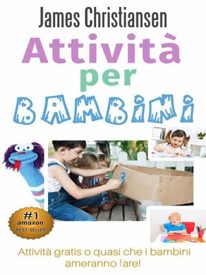 cover image of Attività per bambini