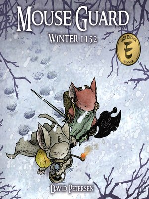 cover image of Mouse Guard, Volume 2