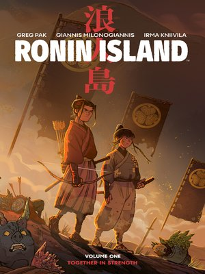 cover image of Ronin Island (2019), Volume 1