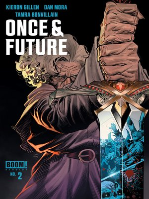 cover image of Once & Future (2019), Issue 2