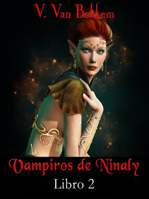 cover image of Vampiros De Ninaly