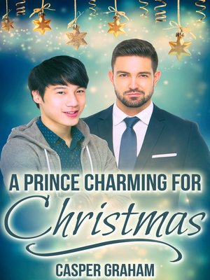 cover image of A Prince Charming for Christmas