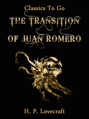 cover image of The Transition of Juan Romero
