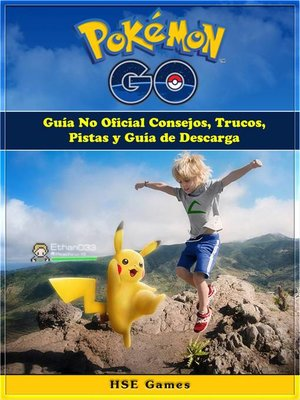 cover image of Pokemon GO Guía No Oficial Consejos, Trucos, Pistas y Guía de Descarga
