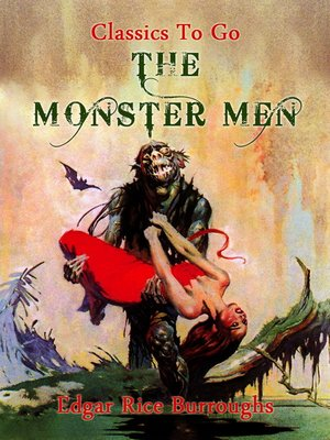 cover image of The Monster Men