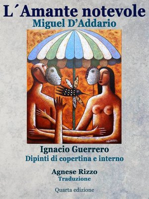 cover image of L'amante notevole