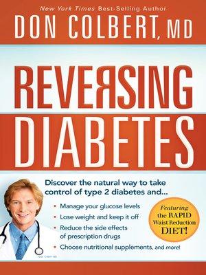 cover image of Reversing Diabetes