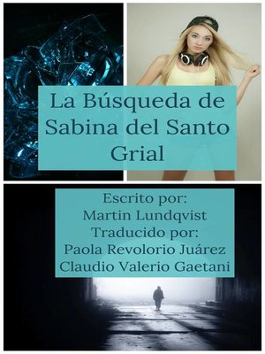 cover image of La búsqueda de Sabina del Santo Grial