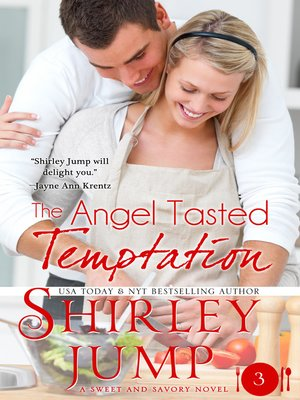 cover image of The Angel Tasted Temptation