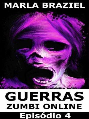 cover image of Guerras Zumbi Online