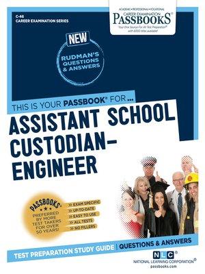 cover image of Assistant School Custodian-Engineer