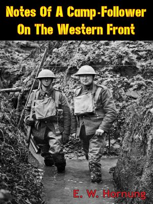 Recent Forum Posts on Notes of a Camp-Follower on the Western Front