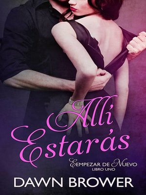 cover image of Allí estarás