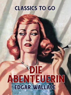 cover image of Die Abenteuerin