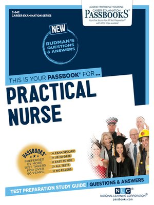cover image of Practical Nurse