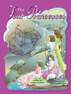 cover image of The Four Princesses