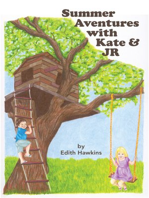 cover image of Summer Adventures with Kate & JR