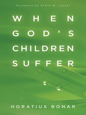 cover image of When God's Children Suffer