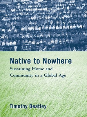 cover image of Native to Nowhere