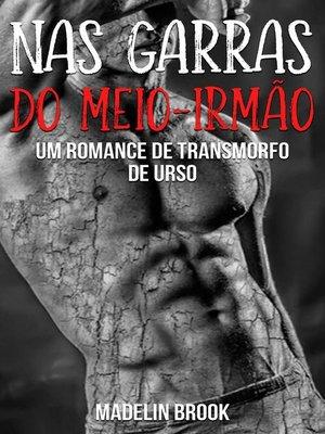 cover image of Nas garras do meio-irmão