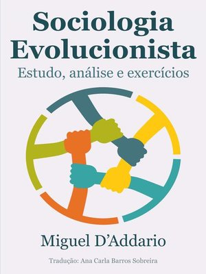cover image of Sociologia Evolucionista